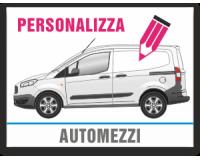 Personalizza AUTOMEZZI