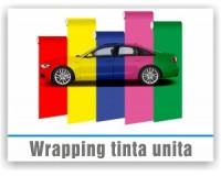 Wrapping tinta unita