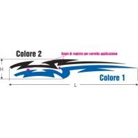 Tribale Zap's car (2 colori)