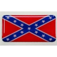 Bandiera confedeazione 3D cm 3x1,5