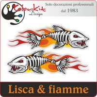 Lisca & Fiamme (varie misure)