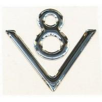 8V Cromo cm 5,5 3D