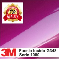Fucsia lucido 3M 1080-G348