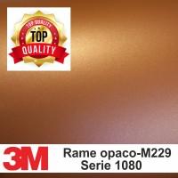 Rame opaco metallizzato 3M 1080-M229