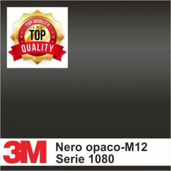 Nero opaco 3M 1080-M12