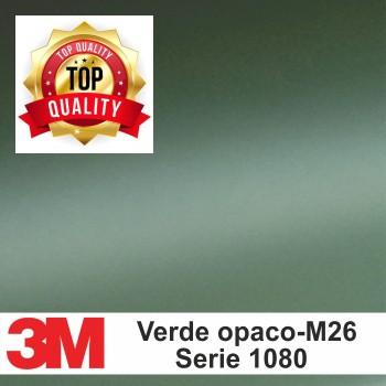 Verde Army opaco 3M 1080-M26