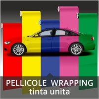 Wrapping tinta unita